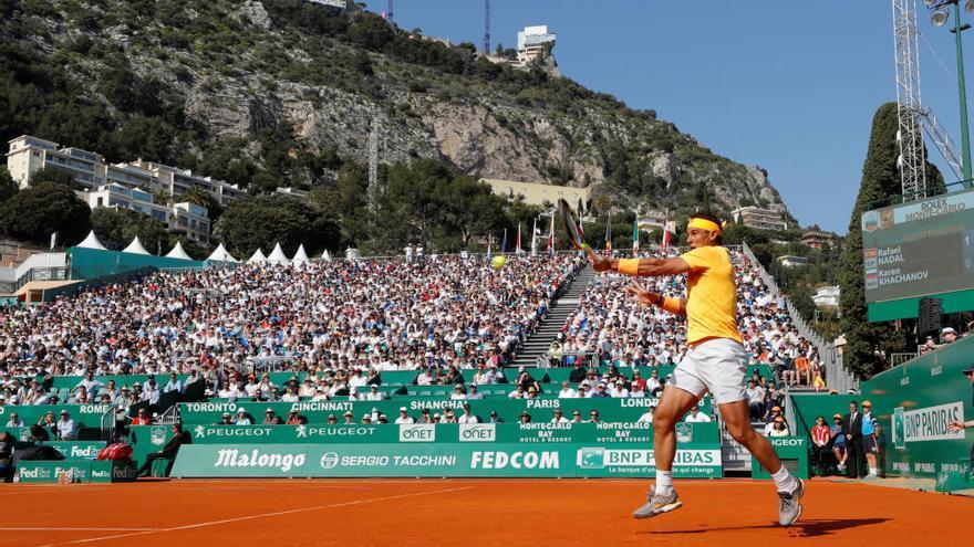 Nadal debutará en Montecarlo ante el ganador del Bautista-Millman