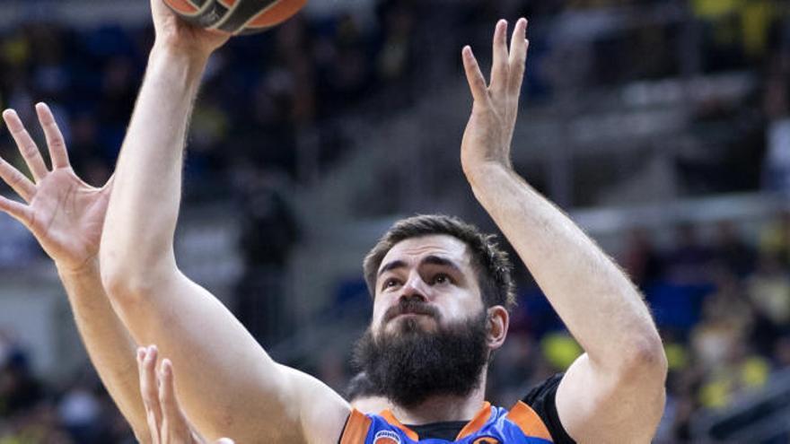 Bojan Dubljevic se estrena como MVP en la Euroliga