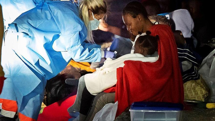Siete menores entre los 29 fallecidos en la última tragedia en la ruta canaria