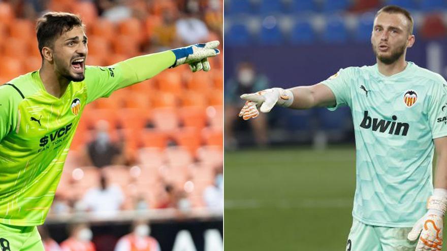 Mamardashvili o Cillessen: ¿Quién crees que debe ser titular frente al Madrid?