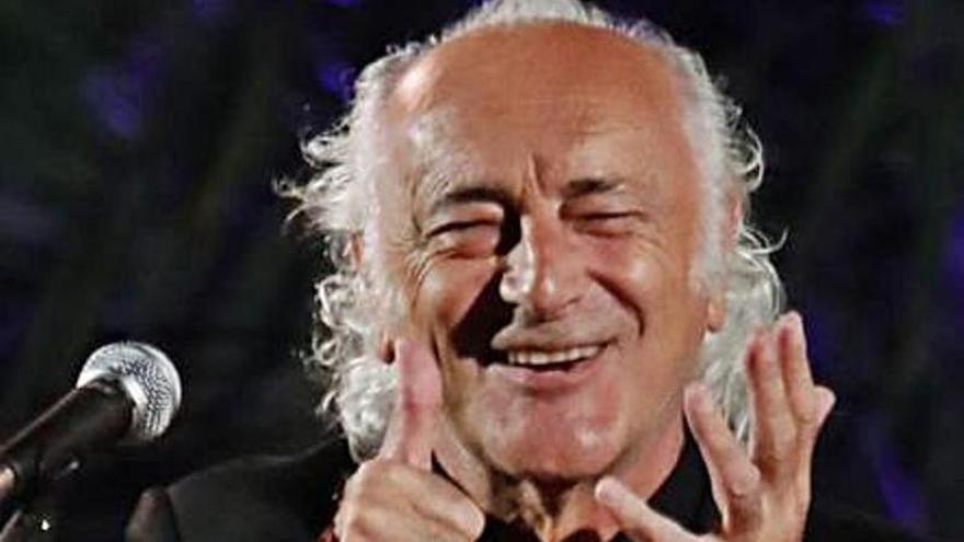 Amancio Prada agota las localidades para su concierto en la Catedral