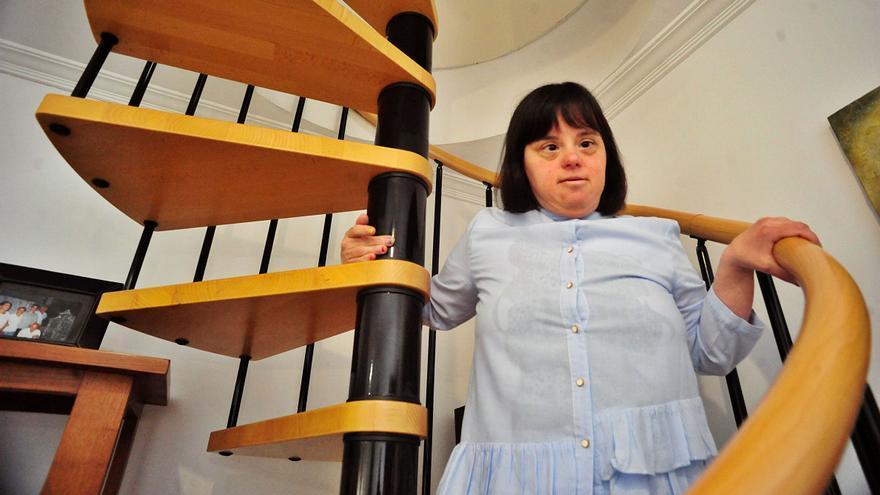 """Personas con discapacidad, a la espera de la vacuna: """"Mi hija lleva seis meses sin ir al centro de día por prescripción médica"""""""