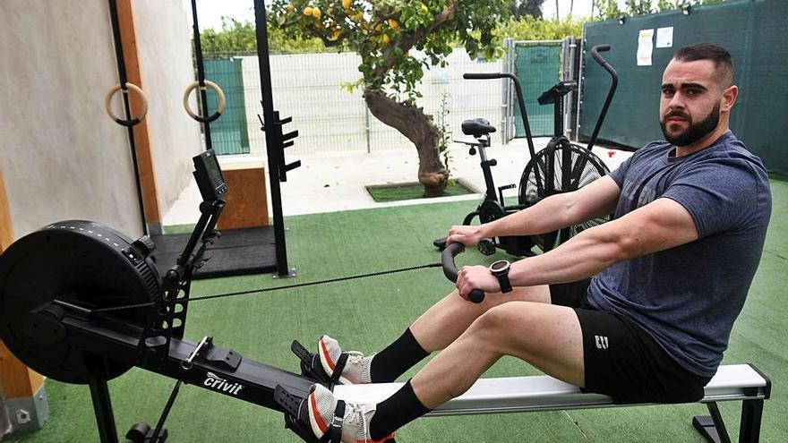 """Jorge Alarcón Miñarro: """"Llegué a pesar 160 kilos y ahora estoy en 92 solo con deporte y una dieta sana"""""""