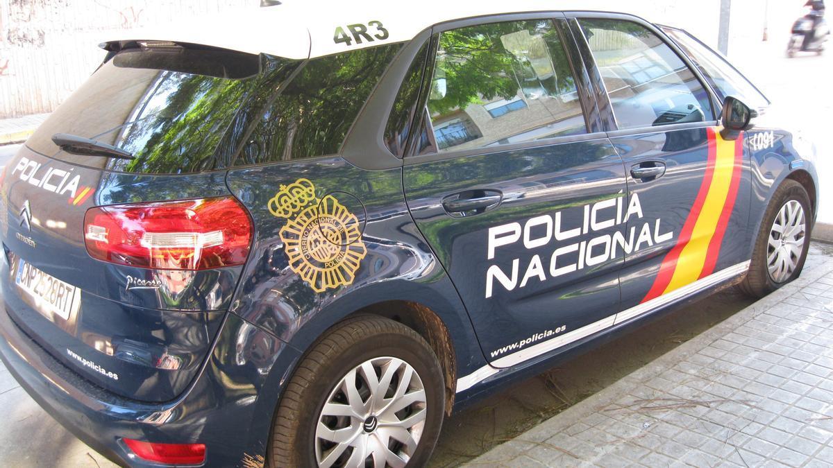 COMUNIDAD VALENCIANA.-Valencia.-Sucesos.-Detenidos dos jóvenes sorprendidos al intentar robar en una tienda de ropa y agredir a su propietaria