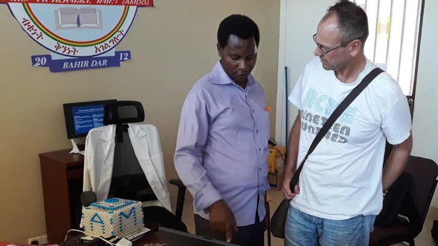 La UdG col·labora amb una escola rural d'Etiòpia