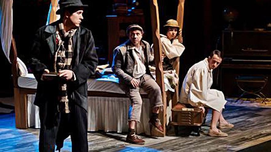 «Descobrint l'illa del tresor», un musical familiar