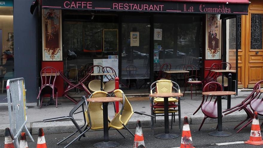 Los bares de Europa empiezan a echar el cierre por el rebrote de covid