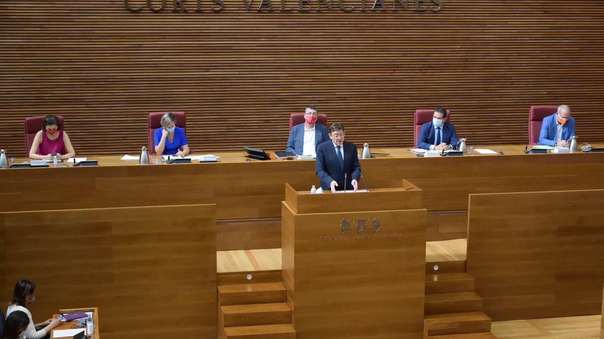 El Banco Europeo concede a la Generalitat un préstamo de 100 millones para reparar daños de la DANA