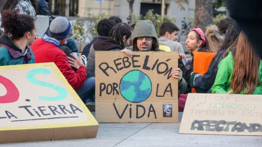 El Govern espanyol declara l'emergència climàtica