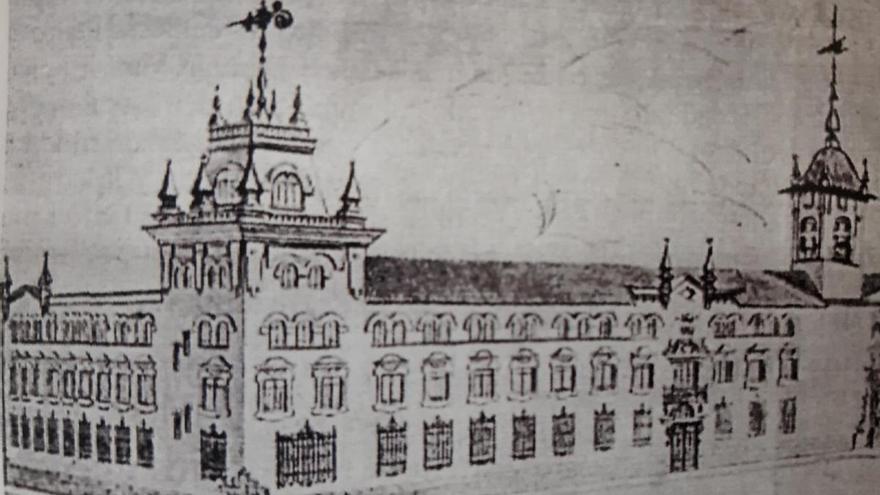 """1926: un edificio con """"belleza, higiene y comodidad"""""""