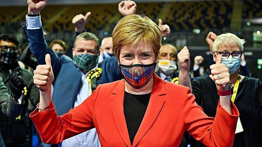 El govern escocès vol celebrar un segon referèndum d'independència a finals del 2023