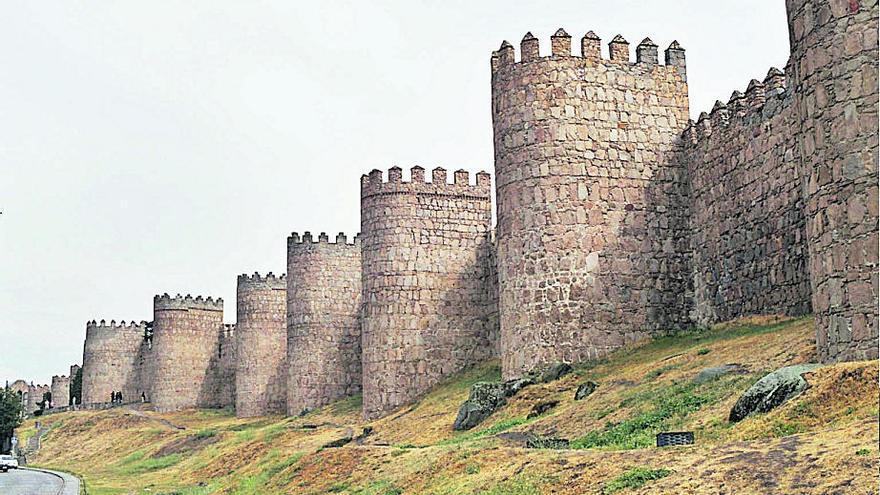 Muralla de Ávila, una cerca románica
