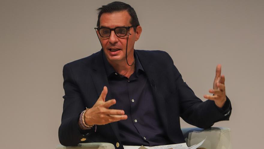 Jorge Olcina, socio de honor de la Sociedad Catalana de Geografia