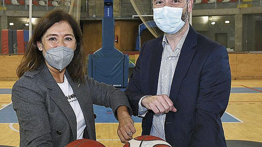 La compañía Greenalia colaborará en el plan de acción social del club naranja