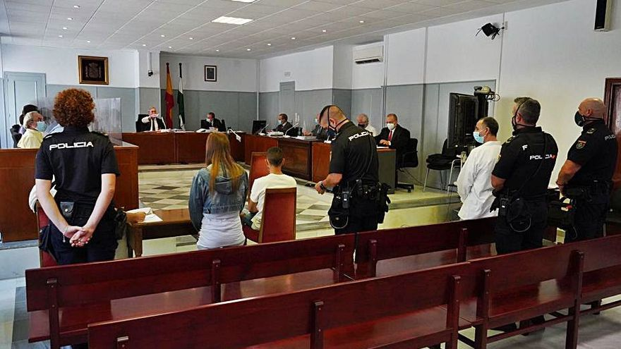 Condenados en Almería por matar a pedradas a un vecino de Orihuela