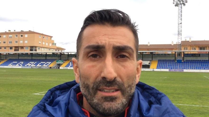 Joseto Frías completa el cuerpo técnico del filial