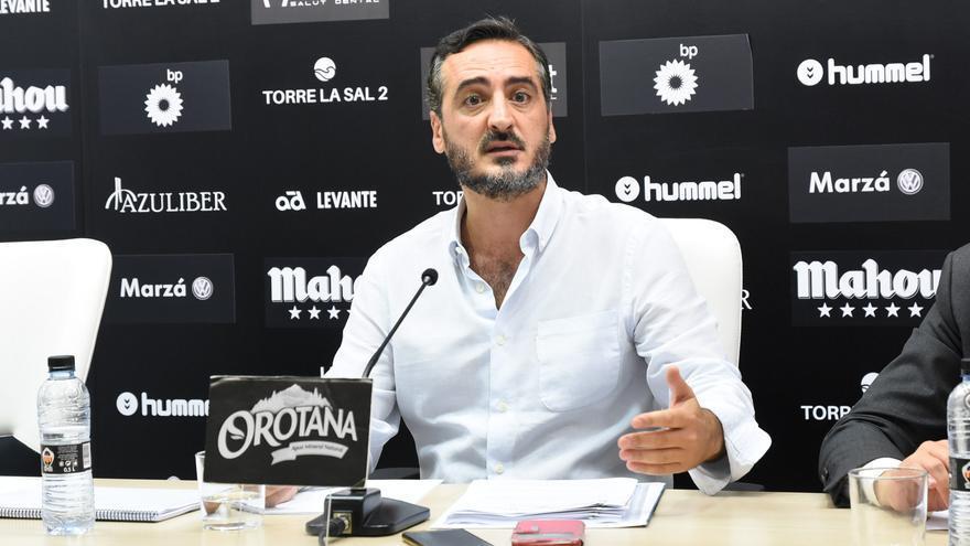 Las claves del futuro del CD Castellón con Montesinos