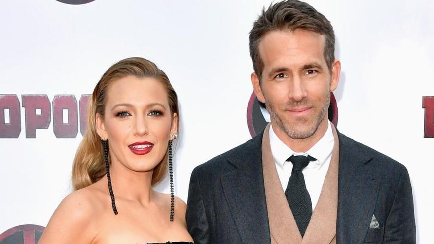 Ryan Reynolds y Blake Lively, nuevo vacile en Twitter