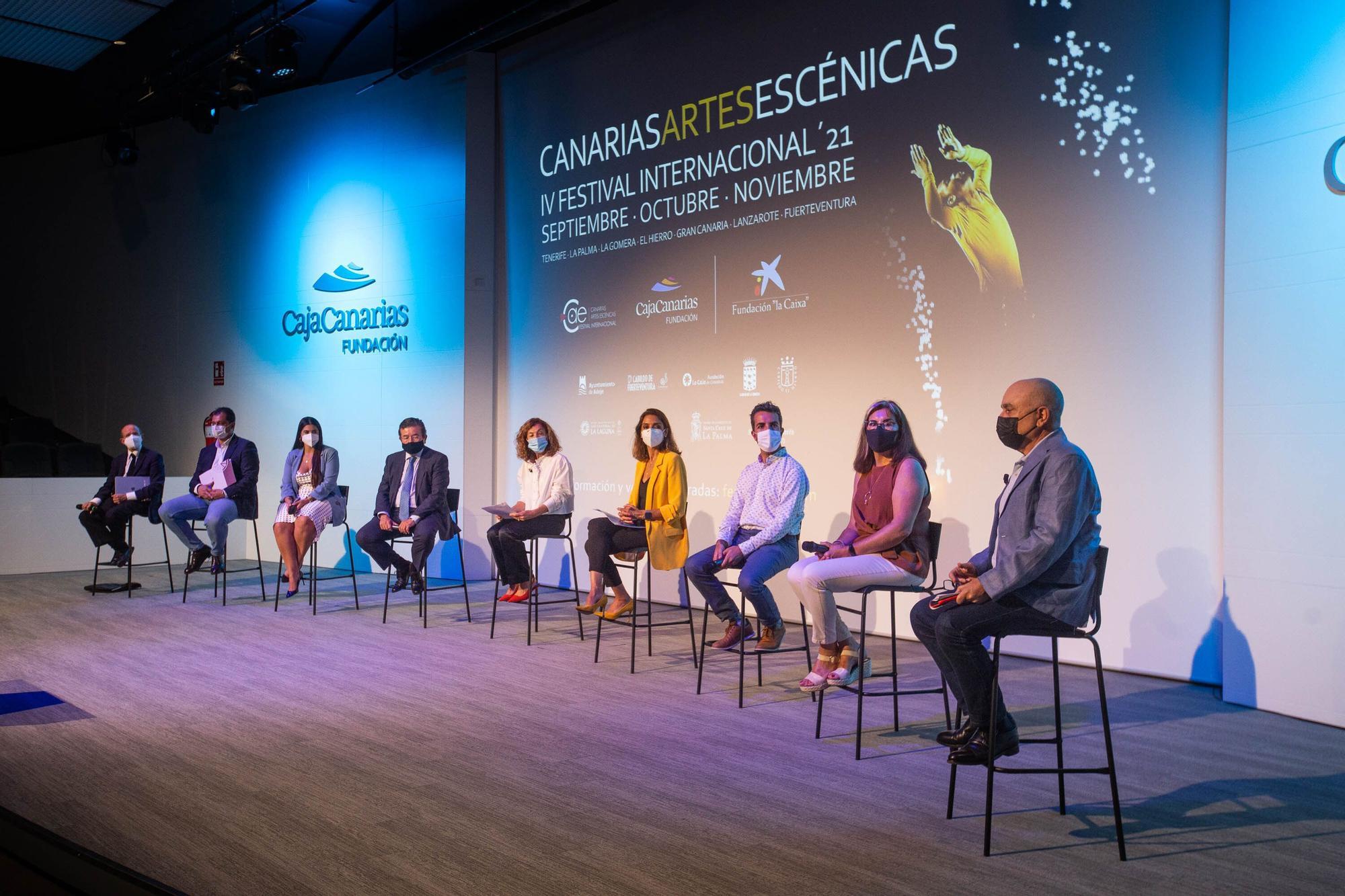 Festival Canarias Artes Escénicas