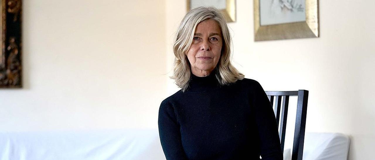 Amparo Pla, ex directora de la Sociedad Pública de Alquiler entre 2005 y 2012.