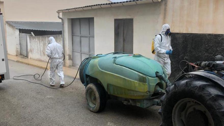 Las zonas rurales intentan mantener a raya al coronavirus