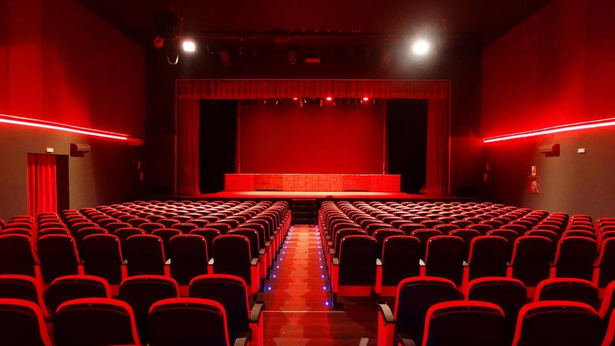 El teatro Flumen estrena nueva temporada tras la pandemia de la Covid-19.