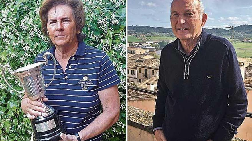 Biel Gomila y Vicky Pertierra, distinguidos con el premio Cornelius Atticus