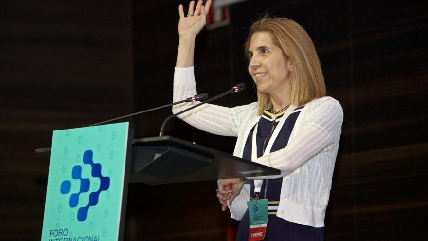 """Nuria Oliver: """"El Premio Jaume I siempre tendrá un lugar especial para mí"""""""