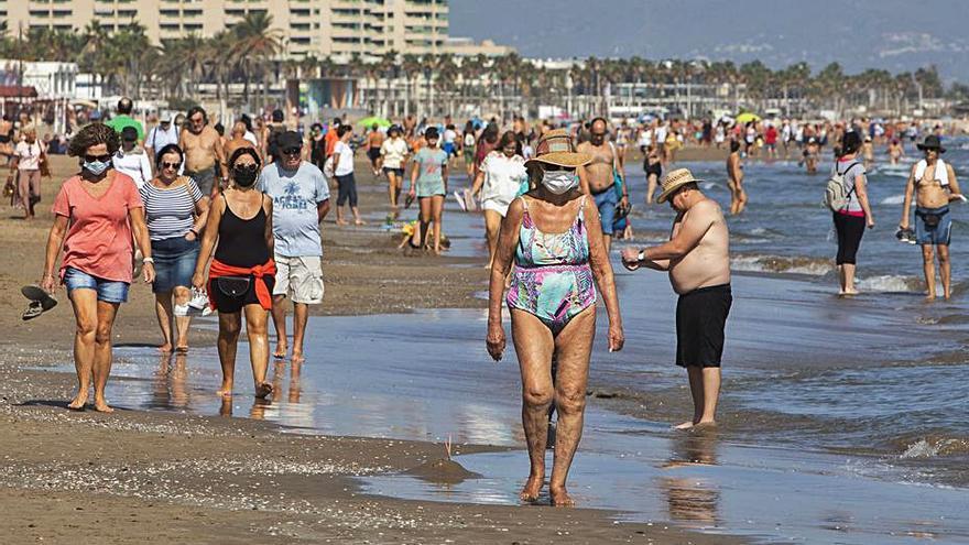València supera Balears en turistes estrangers enguany