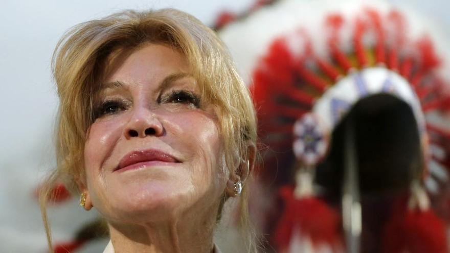 """Carmen Thyssen: """"El 'Mata Mua' no se vende, es mi amor"""""""