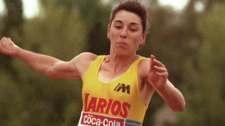 Conchi Paredes, en una imagen de archivo