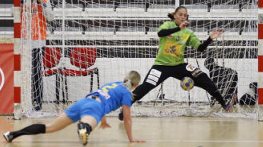 Silvia Navarro es convocada por la Selección Absoluta