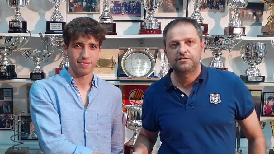 El Manresa FS incorpora el porter Jaume Condominas