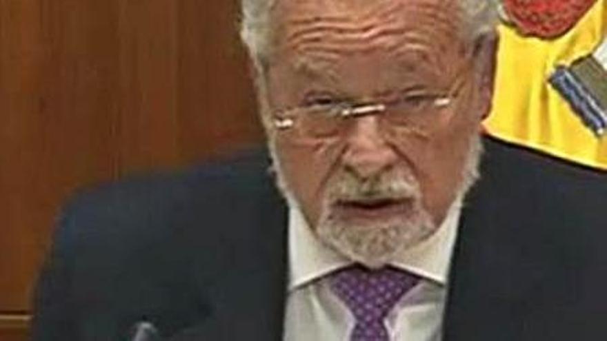 Maeztu insta a la «cooperación y a espantar los reproches»