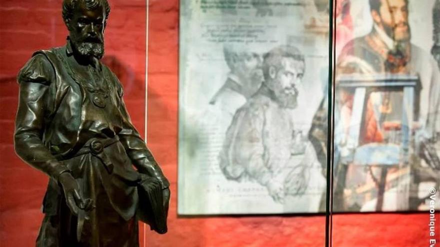 Andrés Vesalio, médico de Carlos V