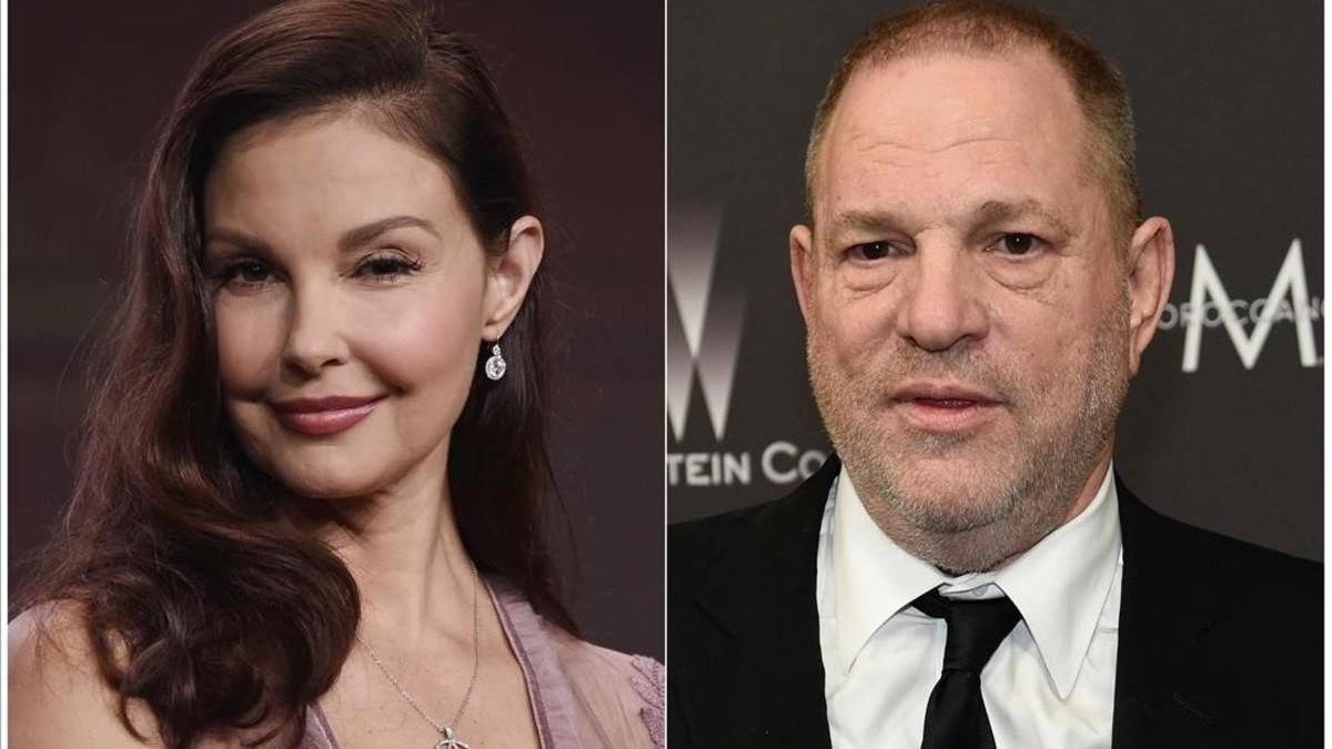 Ashley Judd gana apelación y puede demandar a Harvey Weinstein por acoso sexual