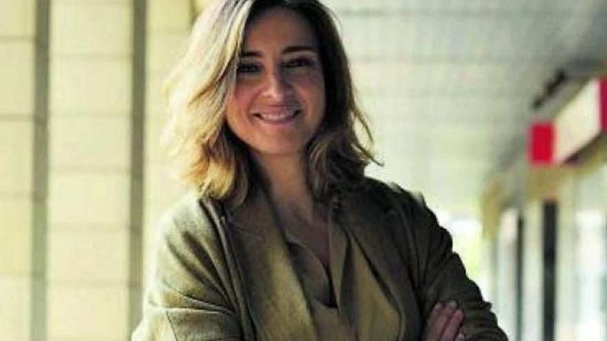 Sandra Barneda: «'La Isla de las Tentaciones' daría para una novela»