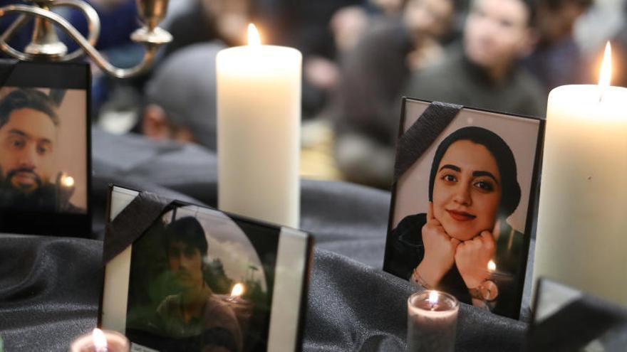 L'Iran investiga l'accident aeri i intenta frenar les especulacions sobre un atac