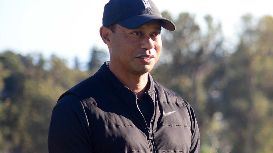 Tiger Woods, hospitalitzat després de patir un greu accident de trànsit