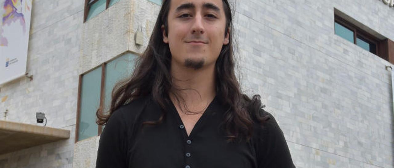 Iván Hernández Cazorla.