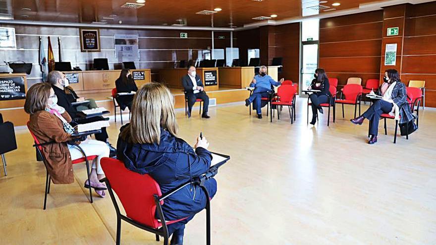 Culleredo consigna 280.000 euros en ayudas a asociaciones y prevé hasta 30.000 euros a cada una