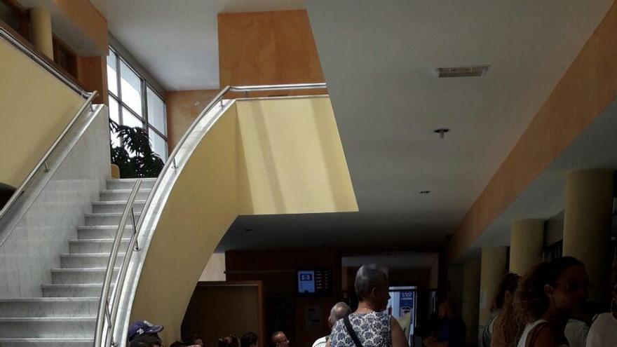 CSI-F denuncia el colapso en Estadística y Registro en el Ayuntamiento de Telde