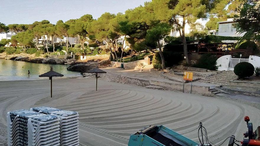 Santanyí beklagt Plastikmüll-Aufkommen an Stränden