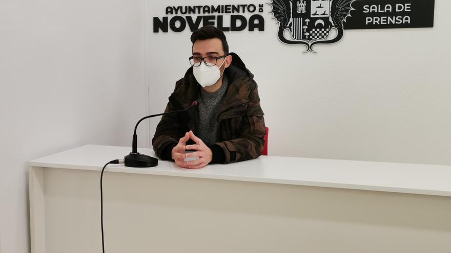 El alcalde de Novelda pide a la ciudadanía autoconfinarse ante el repunte de casos de covid-19