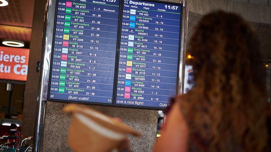 Madrid ya no descarta las OSP en rutas a la Península si los billetes se disparan
