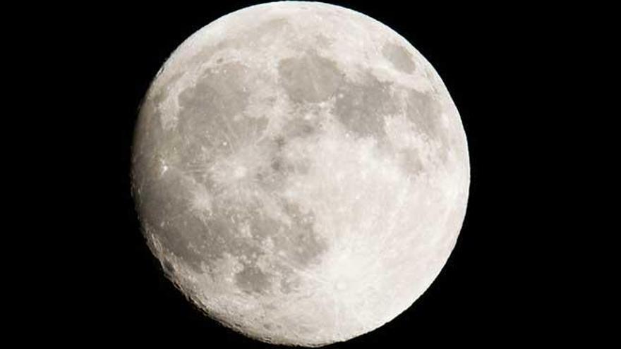 Lluna setembrina, set llunes afina