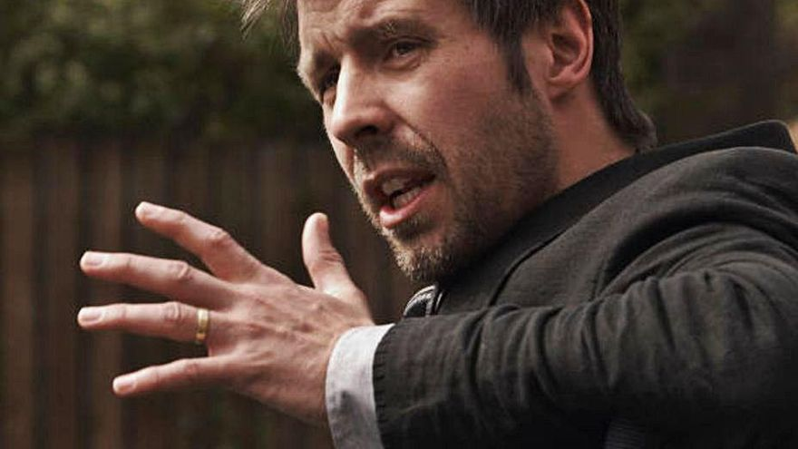 Paddy Considine, primer actor confirmado de la precuela de la serie 'Juego de tronos'