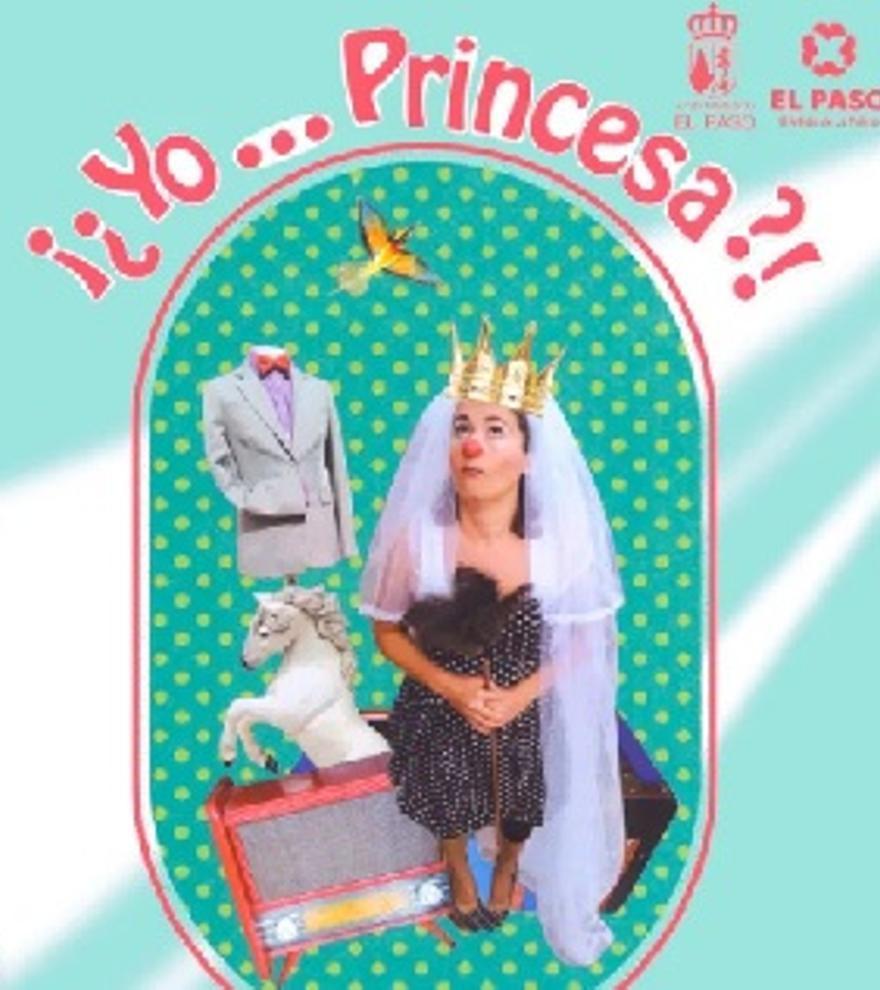 ¡¿Yo…Princesa!? con Nina Chumakov