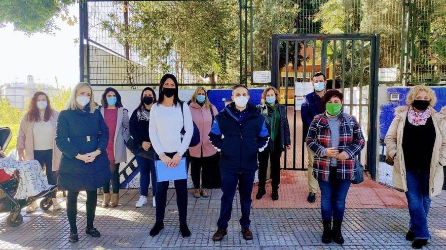 Piden más profesores de educación especial para el CEIP Luis Buñuel