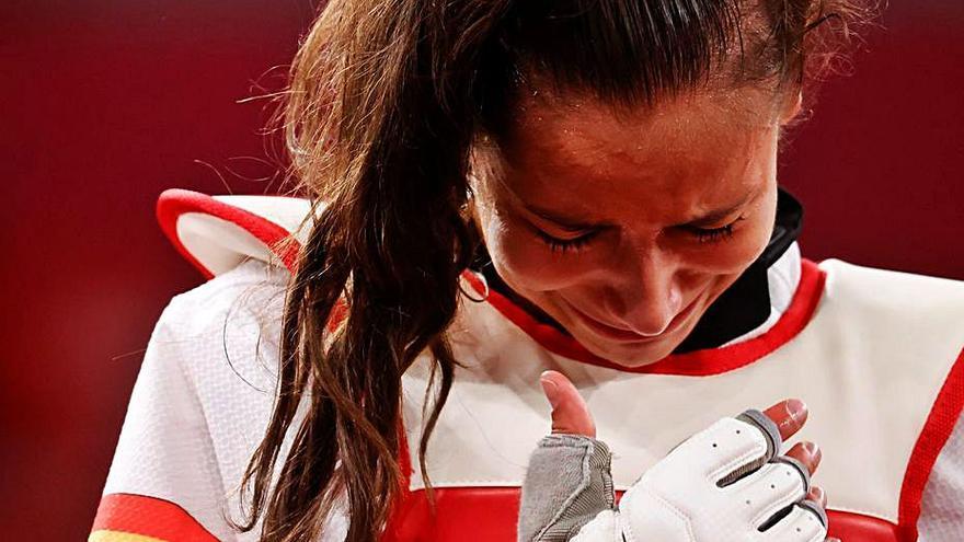 """Adriana Cerezo: """"Me voy a tirar unos días pensando en ese final"""""""